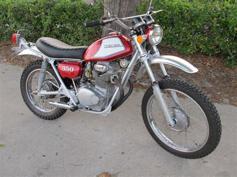 1973 honda xl 350 motorcycle pictures to pin on pinsdaddy