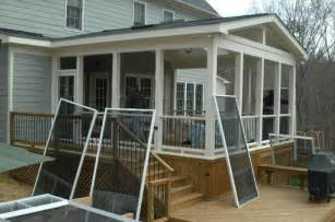 house plans with screened porch best 20 screened porch designs ideas on