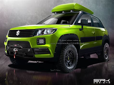 Interior Log Home Pictures by Maruti Vitara Brezza Accessory List Leaks Prices Inside
