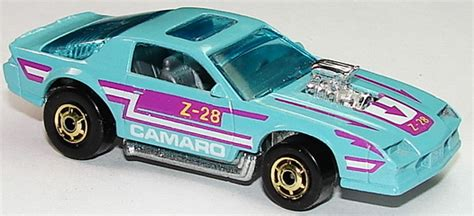 Hotwheels 75 Camaro Z28 blown camaro trqprpgw