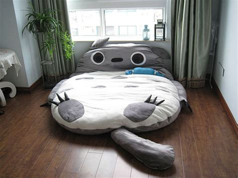 my neighbor totoro bed i need that giant my neighbor totoro sleeping bag bed