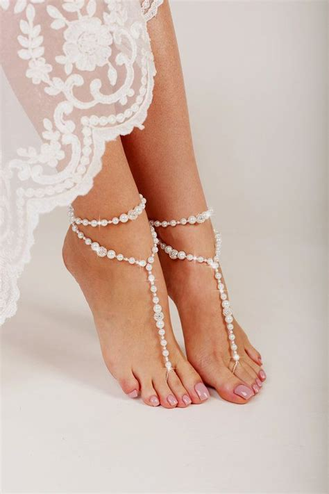 how to make beaded footless sandals the 25 best wedding shoes ideas on