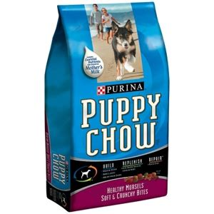 purina puppy chow healthy morsels purina puppy chow healthy morsels 8 8 lb 5 pack vetdepot