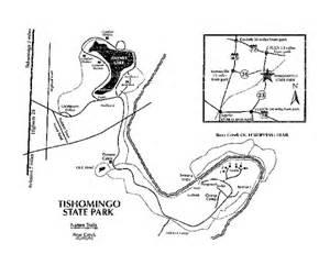 Mississippi State Parks Map by Tishomingo State Park Mississippi Map Tishomingo Ms
