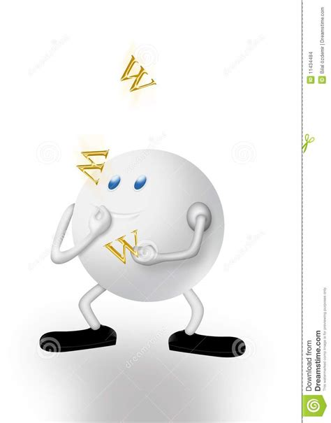 juggler 3d pattern juggler stock images image 11434484
