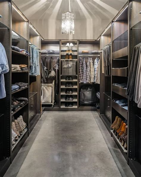 I Got A In Closet by 15 Statement Masculine Walk In Closet Designs Http