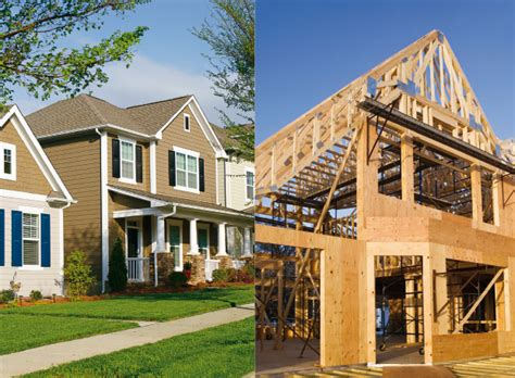 buy a house or build a house buy vs build roanoke valley home magazine