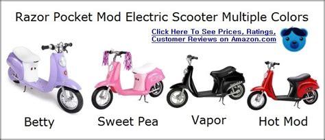 razor pocket mod electric scooter colors razor pocket mod miniature electric scooter review