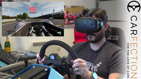 best racing simulator for pc the best home vr racing simulator you can buy carfec