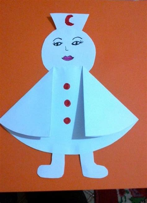 chrisymas nurse craft crafts for nurses day 171 funnycrafts