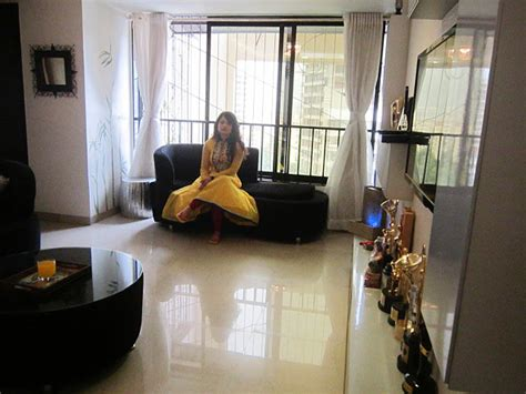 bollywood celebrity homes interiors pix tv actor giaa manek s gorgeous mumbai home rediff