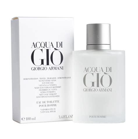 Parfum Wanita Giorgio Armani Acqua Di Gio 100ml Edt Acqua Di Gio Giorgio Armani 3 4 Oz Edt Spray Cologne