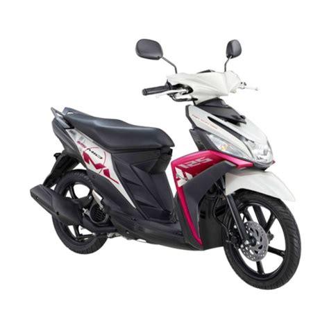 Kiprok Mio M3 125 Yamaha Asli jual yamaha mio m3 125 cw tweet magenta sepeda motor otr jawa tengah harga kualitas