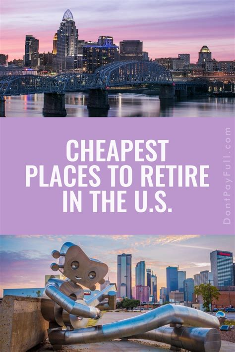 where is the cheapest place to live in the united states 28 the best and cheapest places cheap places to