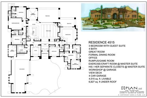 5000 square foot house plans home planning ideas 2018