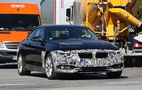 bmw 3 series facelift 2018 2018 bmw 4 series coupe facelift lci shows its all led