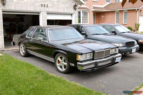 lincoln mercury town car 1985 mercury grand marquis wheels us mercury