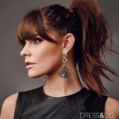 making bangs with weft clip in bangs will make you fashionable without scissors