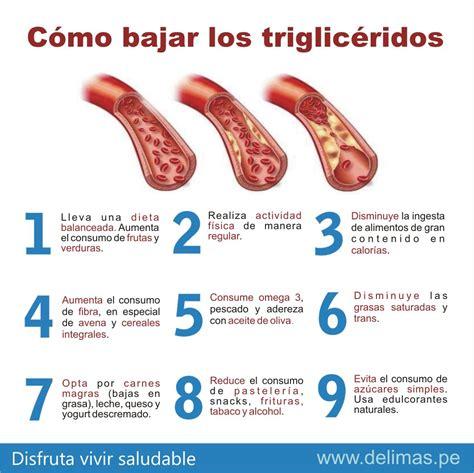 trigliceridos alimentos que los trigliceridos y como se bajan dietas de