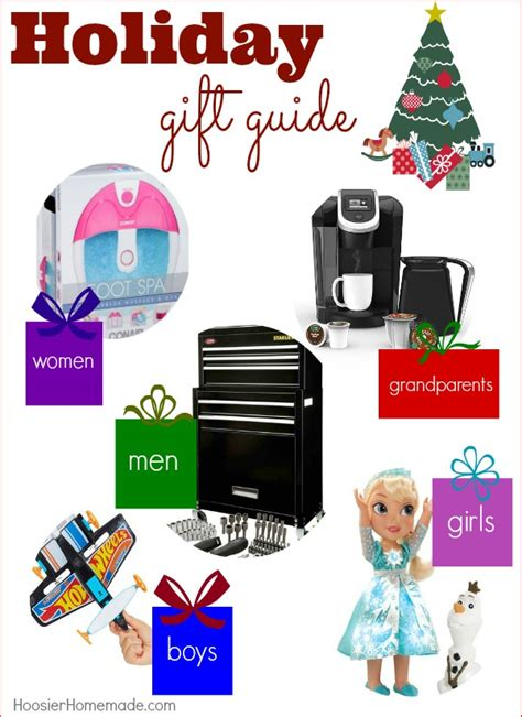 gifts for the family holiday gift guide for the family hoosier homemade