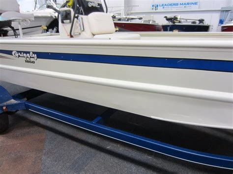 grizzly boats center console 2013 used tracker boats grizzly 1860 cc center console