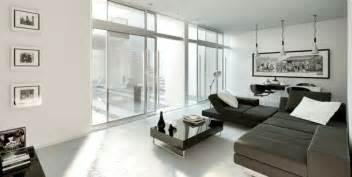 weisses wohnzimmer wohnzimmer einrichten ideen in wei 223 schwarz und grau