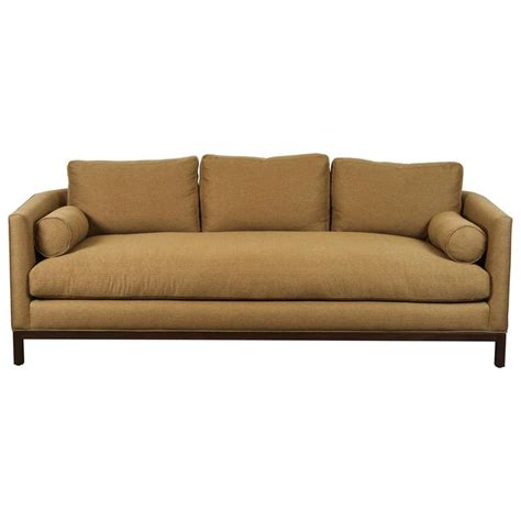 sofa curved back curved back sofa by lawson fenning for sale at 1stdibs