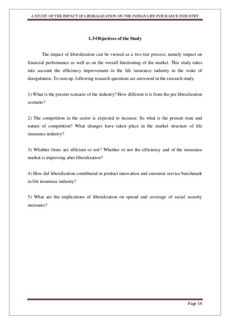 termination letter sle elimination of position a study of the impact of liberalization on the indian