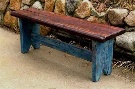 barn wood bench rustic barnwood bench crafts pinterest search barn