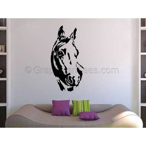 wall decal girl bedroom horse wall stickers boy girls bedroom playroom lounge home