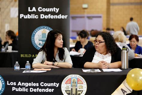 Defender S Office by Los Angeles County Defender S Office The Firm Press