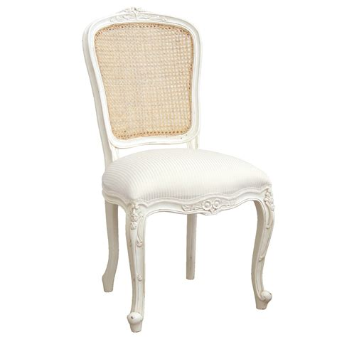 french bedroom chair provencal white rattan french chair french bedroom company