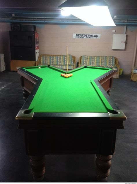quite an awesome pool table thefunnyplace