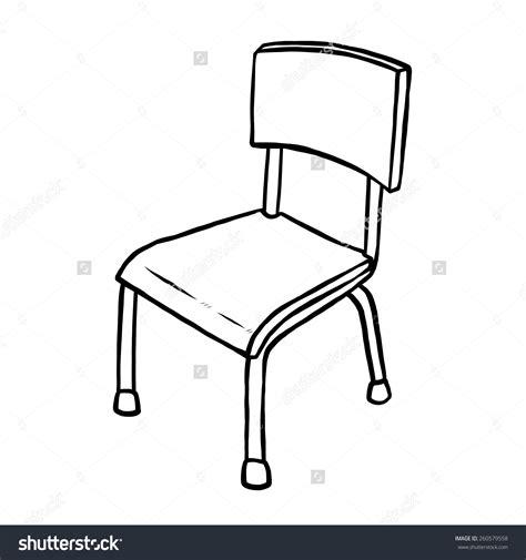 Chair Clip by White Classroom Chair Clip Clipart