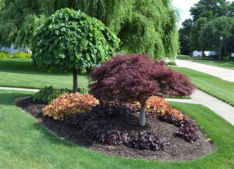 Yard With Decorative Rock Landscaping Ideas Blooming by Front Yard Landscaping Ideas Ohio 23 Landscaping Ideas