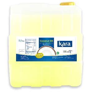 jual coconut oil kara  liter harga murah jakarta oleh pt