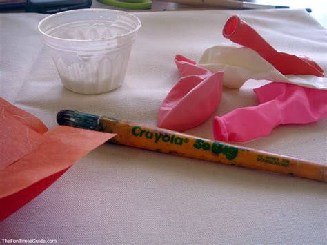 Materials To Make Paper - easy crafts decorations make paper mache