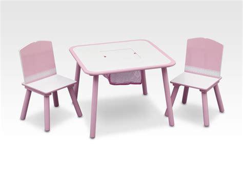 mesa con silla infantil mesa y sillas infantiles color rosa mesas para ni 209 as
