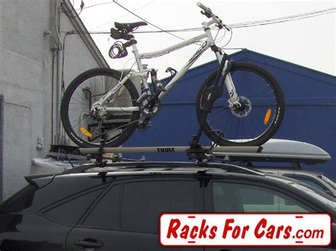 Edmonton Bike Racks by Limited Edition Thule 594xt Sidearm Used In The Inaugural Tour Of Alberta Racks For Cars