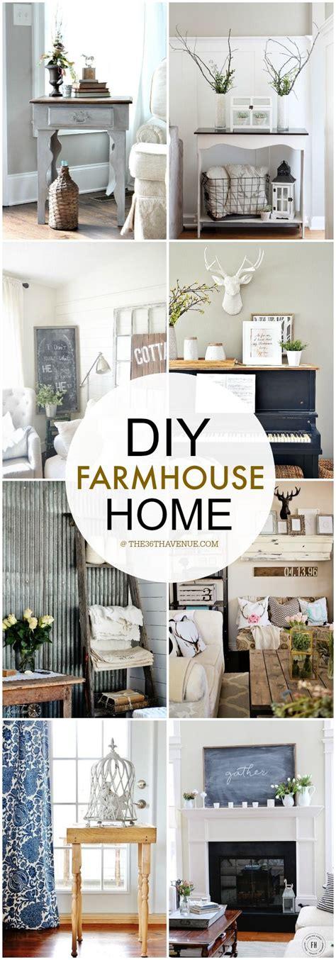 farmhouse diy home decor ideas inspiration house and