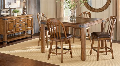 eric church highway to home heartland falls brown eric church highway to home heartland falls brown 5 pc counter height dining room dining room