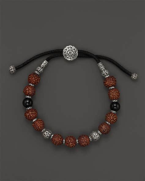 mens bead bracelets black onyx beaded s bracelets best bracelet 2018