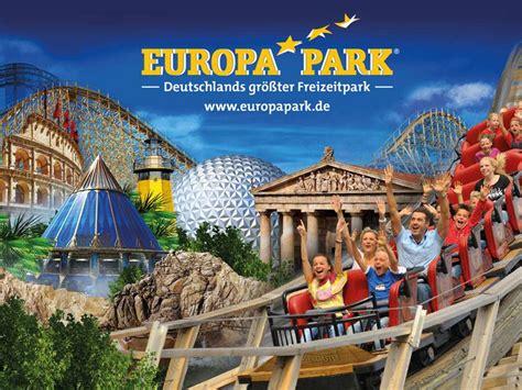 theme park holidays europe parc d attraction europa park