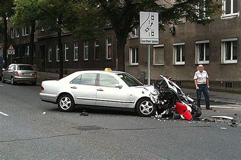 Motorrad Gabel Service Wien schwerer unfall in wien meidling motorrad und taxi