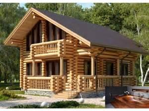 maison bois rondin mitula immobilier
