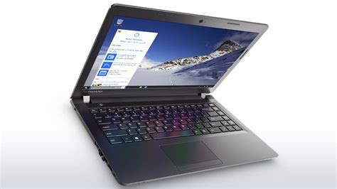 Laptop Lenovo Ideapad 100 14 lenovo ideapad 100 i3 5th 14 quot laptop esufiana