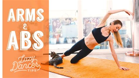 ballet arms and abs 10 min ish floor workout - 10 Min Floor Abs
