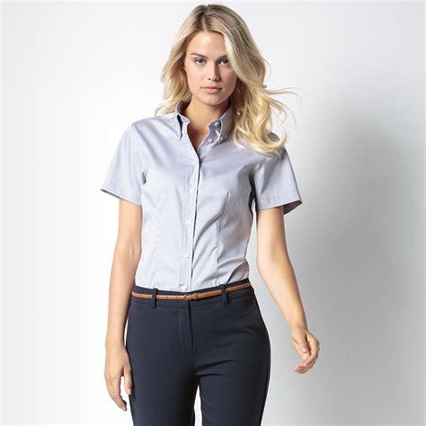 Royal Top Blouse Hq kustom kit sleeve corporate oxford blouse kk701 harlequin designs