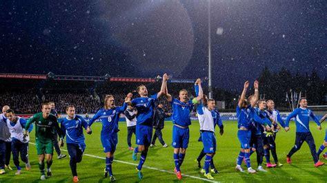 Island Nationalmannschaft Island Bei Der Em 2016 Im Viertelfinale Kader Spielplan