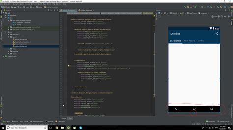 view layoutdirection android design error with viewpager stack overflow
